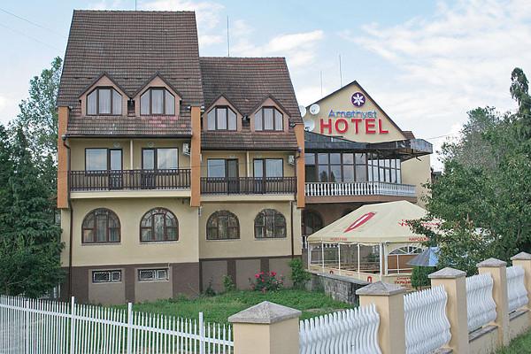 Отель 'Amethyst'
