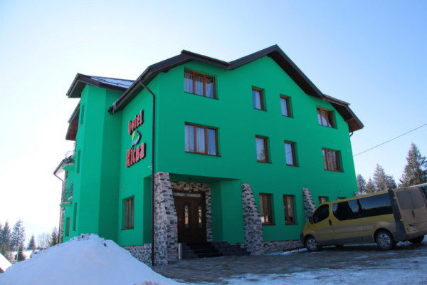 Готель 'Кісва'