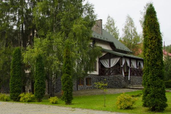 Отель 'Зербань'