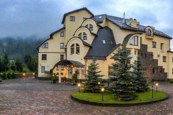 Отель «Гердан» в Яремче - фото