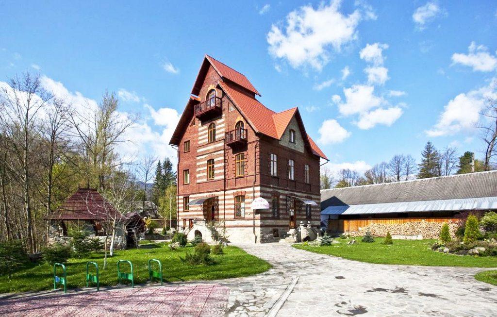 Гостиница 'Красна садыба'