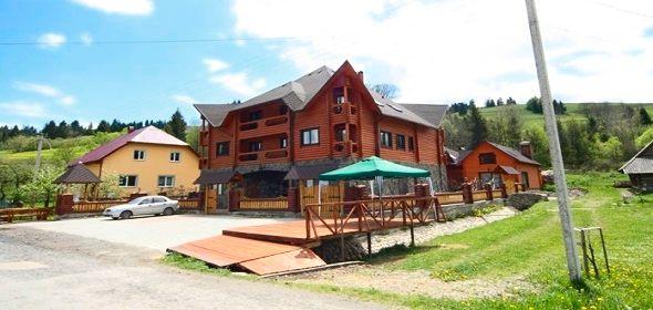 Гостиница «Газдивська хижа»