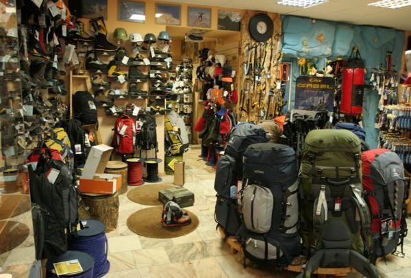 бригада для магазин одежды для походов большинстве