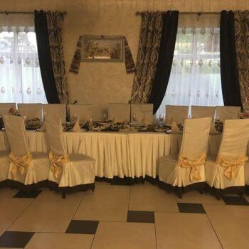 Отель-ресторан Межгорье: банкетный зал