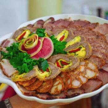 Отель-ресторан Межгорье: блюда