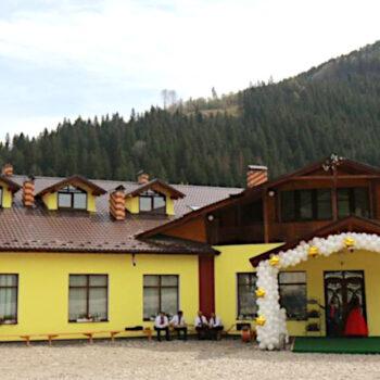Отель-ресторан Межгорье