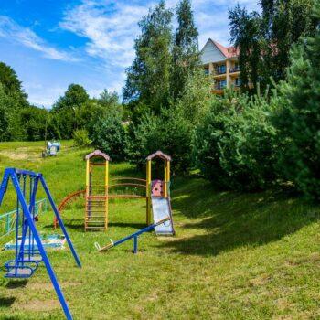 Туристический комплекс Эрней Лаз - детская площадка