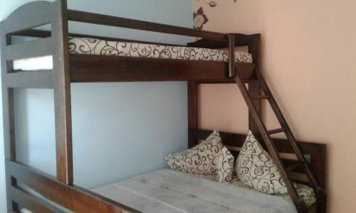 Отель «Ривьера Плюс» - номер «С террасой трехместный»
