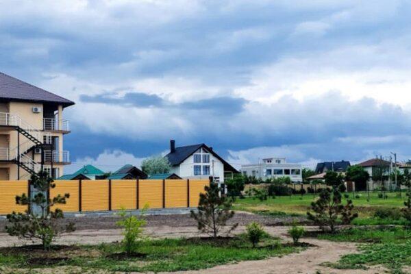 Мини-отель «Kovcheg» в Санжейке - фото