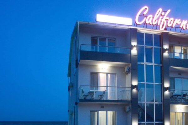 Отель «Калифорния» в Коблево - фото