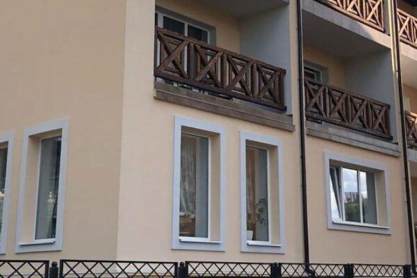 Отель «Рутения» в Сходнице - фото