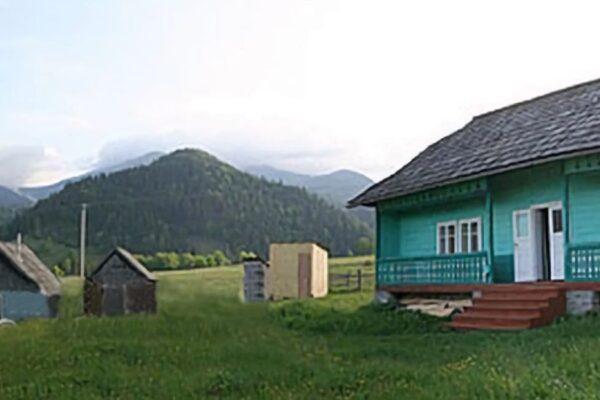 Усадьба «У почтальона» в Дземброне - фото